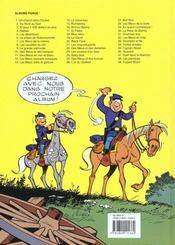 Les tuniques bleues t.27 ; Bull Run - 4ème de couverture - Format classique