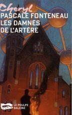 Les Damnes De L Artere - Couverture - Format classique