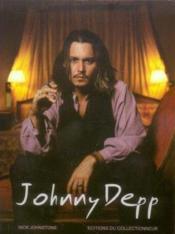 Johnny Depp - Couverture - Format classique