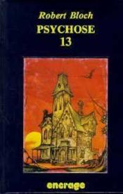 Psychose 13 - Couverture - Format classique