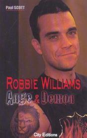 Robbie Williams Ange Et Demon - Intérieur - Format classique