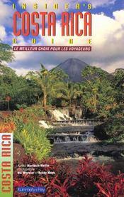 Insider'S Costa-Rica - Intérieur - Format classique