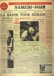Samedi Soir N°158 du 01/05/1948 - Couverture - Format classique