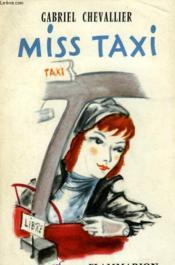 Miss Taxi. - Couverture - Format classique