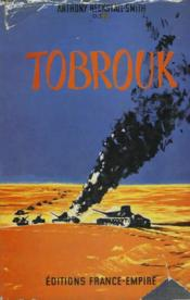 Tobrouk. - Couverture - Format classique