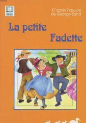 La Petite Fadette - Couverture - Format classique
