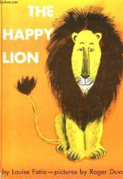 The Happy Lion - Couverture - Format classique