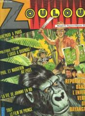 Zoulou N°6 - Couverture - Format classique