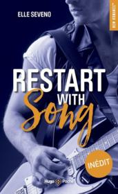 Vente livre :  Restart with songs  - Elle Seveno
