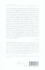 Accrochages ; Conflits Du Visuel - 4ème de couverture - Format classique