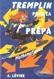 Mathematiques Tremplin Pour La Prepa - Intérieur - Format classique