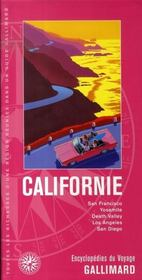 Vente livre :  Californie  - Collectifs Gallimard