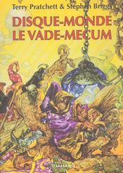 Disque Monde Le Vade Mecum - Intérieur - Format classique
