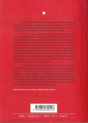 Cymbeline - 4ème de couverture - Format classique