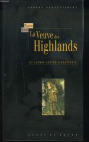 La veuve des Highlands - Couverture - Format classique
