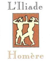 L'Iliade ; extrait - Couverture - Format classique