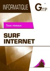 Surf internet (3e édition) - Couverture - Format classique
