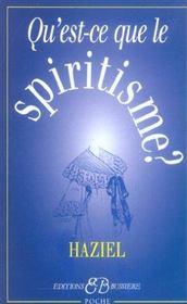 Qu'Est-Ce-Que Le Spiritisme ? - Intérieur - Format classique