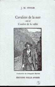 Cavaliers De La Mer - Couverture - Format classique