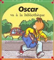 Oscar Va A La Bibliotheque - Intérieur - Format classique