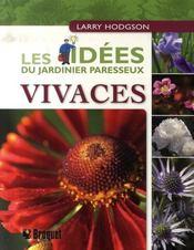 Le Jardinier Paresseux ; Vivaces - Intérieur - Format classique