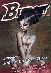 Revue Bifrost N.45 ; Robert Charles Wilson - Intérieur - Format classique