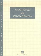 Les pensionnaires - Intérieur - Format classique