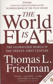 Vente livre :  THE WORLD IS FLAT  - Thomas L. Friedman