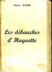 Les Debauches D'Huguette - Couverture - Format classique