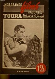 Nos Grands Films Racontes - Toura Deesse De La Jungle - Couverture - Format classique