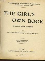 The Girl'S Own Book (Premiere Annee D'Anglais) - Couverture - Format classique