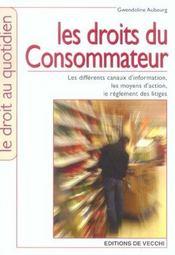 Droits Du Consommateur - Intérieur - Format classique