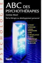 ABC des psychothérapies ; de la thérapie au développement personnel - Couverture - Format classique