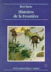 Histoires de la frontière - Couverture - Format classique