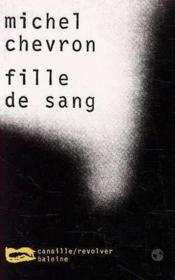 Fille De Sang - Couverture - Format classique