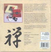 Coffret Zen - 4ème de couverture - Format classique
