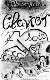 Claviers du soir... espoir - Couverture - Format classique