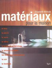 Materiaux Pour La Maison - Intérieur - Format classique