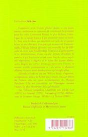 Les exclus - 4ème de couverture - Format classique