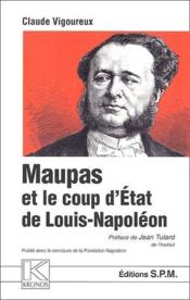 Maupas et le coup d'état de Louis-Napoléon - Couverture - Format classique