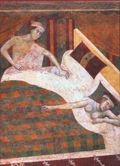Le décaméron de Boccace ; illustré par lui-même et les peintres de son époque - 4ème de couverture - Format classique