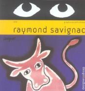 Raymond Savignac, graphiste affichiste - Couverture - Format classique