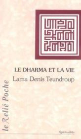 Dharma Et La Vie (Le) - Couverture - Format classique