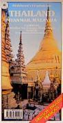 Thailande/Birmanie/Malaisie Syngapour - Couverture - Format classique