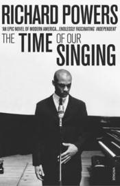 Time of Our Singing - Couverture - Format classique