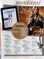 Madame Figaro du 02/03/2012 - Intérieur - Format classique
