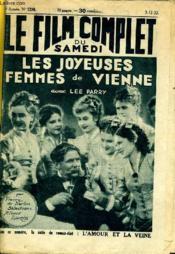 Le Film Complet Du Samedi N°1256 - 11e Annee - Les Joyeuses Femmes De Vienne - Couverture - Format classique