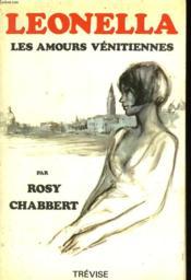 Leonella - I - Les Amours Venitiennes - Couverture - Format classique