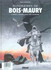 Bois-maury t.13 ; dulle griet - 4ème de couverture - Format classique