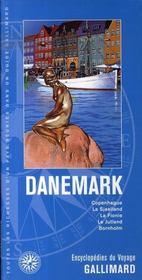 Danemark ; Copenhague, la Sjaelland, la Fionie, le Jutland, Bornholm - Intérieur - Format classique
